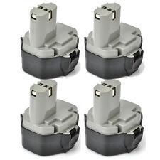 4X 14.4V 3000mAh Ni-MH 193158-3  Battery  for Makita Drill PA14 JR140D 1420