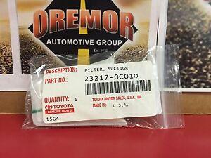 TOYOTA OEM-Fuel Filter 232170C010