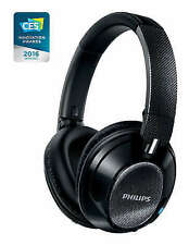 Philips Noise Cancelling Headphones Black SHB9850NC *australian Stock*