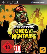 Sony ps3 PlayStation 3 juego * Red Dead Redemption Teleadicta Nightmare *** nuevo * New
