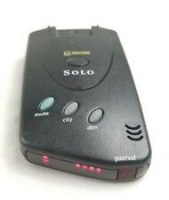 Escort SOLO Cordless RADAR Laser Safety Detector