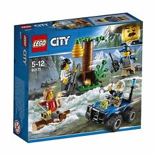 LEGO 60171 CITY Flight into Mountain
