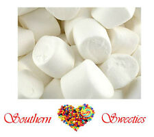 LARGE WHITE VANILLA MARSHMALLOWS 1KG mallows APPROX 200CT Candy Buffet lollies