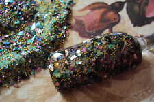 Glitter Mix Acrylic GEL Nail Art Victoria