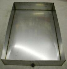 Stainless Steel Maple Syrup Sap Boiling Pan 24 x 48 x 8