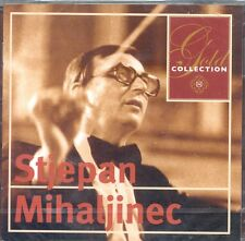 Stjepan mihaljinec 2 CD GOLD COLLECTION miso RA Kovac KICO slabinac Tereza Kesovija