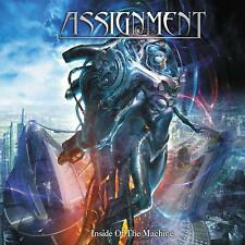 Assignment - Inside Of The Machine ANGEL DUST JADED HEART CD NEU OVP