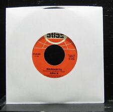 "Aria 8 - Margarita / Que Tengas Un Buen Dia VG+ 7"" Vinyl 45 Argentina ATLAS-569"