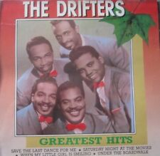 THE DRIFTERS - GREATEST HITS  -  CD