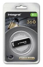 Unidad USB flash Integral USB 2.0 para ordenadores y tablets para 8GB
