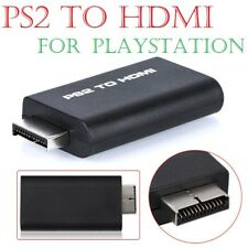 PS2 to HDMI Converter Game to HDMI Video Audio Adapter for Playstation 2 A++