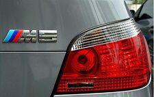 """BMW M5 E60 E61 5 Series GENUINE NEW """"M5"""" LABEL STICKER BADGE EMBLEM 7898126"""