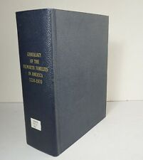 Genealogy of the Dilworth Families in America 1550-1970 Bushman Family Mormon