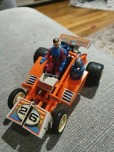 M.A.S.K Kenner Mask FIREFLY Dune Buggy And Julio Lopez
