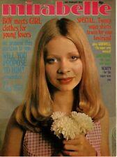 Mirabelle Magazine 19 February 1972    Labi Siffre    David Cassidy   Godspell