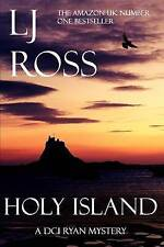 Holy Island: A DCI Ryan Mystery, Good Condition Book, Ross, LJ, ISBN 97815146428