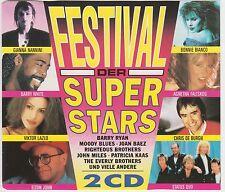Festival der Super Stars 2 CDS ( Rare Sampler )