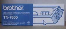 Brother tn-7600 tóner para hl 1650 1670n 1850 1870n 5030 5040 5050 5070 n OVP B