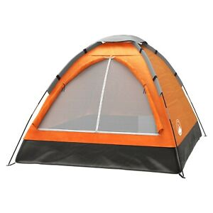 Tent 2 Person Backpacking 1 One Two Man Dome Shelter Outdoor Camping Party