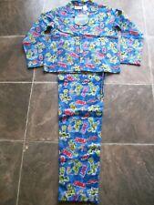 BNWT Boy's Teenage Mutant Ninja Turtles Flannelette Pyjamas Size 10