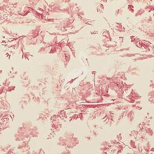 Pink DCAVAE 101 Aesops Fables Caverley Sanderson Wallpaper