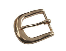 Pin Buckle 55x56mm #92486 Rose Gold Solid Brass Horseshoe