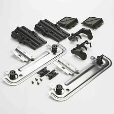 Dishwasher Top Rack Adjuster Kit Upper Unit Whirlpool Kenmore Sears W10712394