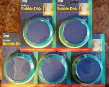 LOT OF 5 Penn Plax Bubble Disk Deluxe 5 Inch Large Airstone. NIB