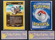Pokémon, Aquapolis, MALOSSE, commune , 87/147