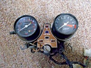 1974 YAMAHA XS650 GUAGE CLUSTER SPEEDOMETER