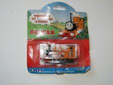 ERTL Thomas the tank Engine & Friends DUNCAN sealed on card /TC1