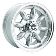 "10"" Superlite wheels suit Leyland Mini Super light Mini Lite wheels Silver"