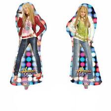 "Hannah Montana 35"" SUPERSHAPE Foil Full Body Mylar Balloon Birthday Party New"
