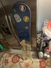 Mens Morrow Snowboard 163cm Wide