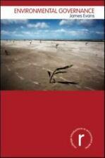 Environmental Governance (Routledge Introductions to Environment: Environment a