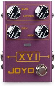 Joyo R-13 XVI Octave and Suboctave Pedal