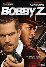 Bobby Z (DVD, 2007) MOVIE BOBBYZ Paul Walker, Laurence Fishburne OLIVIA WILDE