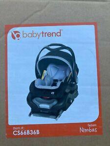 Baby Trend CS66B36B Tech 35 Infant Car Seat - Nimbus