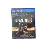 Biohazard RE: 3 Resident Evil PlayStation PS4 2020 Chinese English Sealed