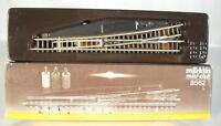 Märklin Mini Club Spur Z 8562 L elektrische linke Weiche in O-Box