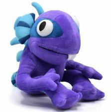 """Blizzcon 2021 World of Warcraft Murloc Glimr Plush Figure Purple Plushie 9"""" WOW"""