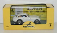 ART MODEL 1/43 ART002 - FERRARI 166MM STRADALE 1948 -1953 - WHITE