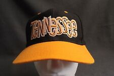 Vintage TOW Tennessee Volunteers Large Font Graffiti Fitted 7 1/4 Hat Cap NCAA