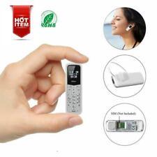 Mini Cell Phone Unlocked Bluetooth Tiny Phone World Smallest Nano Gsm Dual Sim