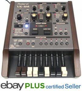 Roland VK-8m Hammond-Sound Pur Orgel-Zugriegel-Modul Guter Zustand + GEWÄHR