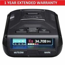 Uniden R3 Extreme Long Range Radar Laser Detector GPS + 1 Year Extended Warranty