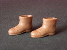 "Indiana Jones Boots for Vintage 1981 Kenner 12"" Action Figure"