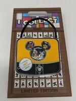 I Collect Series Pets Pins 2020 Disney Trader Bag LE Pin Trading Pluto Figaro