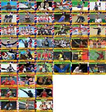 British Gold Medals - Rio 2016 Olympic Games plus headliners Trading Cards