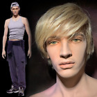 HINDSGAUL Vintage Male Mannequin Realistic Full Life Size Man Standing Casual